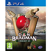 Don Bradman Cricket 2017 (PS4)