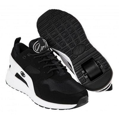 Heelys Force Black/White Heely Shoe JNR 12