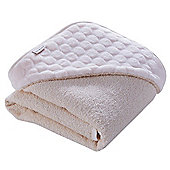 Clair de Lune Luxury Hooded Towel (Marshmallow Cream)