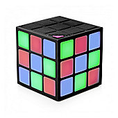 iTek-I58036 Bluetooth LED Multi-coloured Cube Speaker
