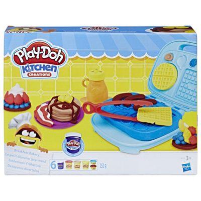Play-Doh Kitchen Creations Breakfast Bakery Playset