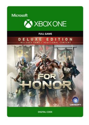 For Honor: Deluxe Edition (Digital Download Code)