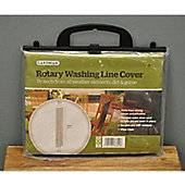 Green Rotary Dryer Cover