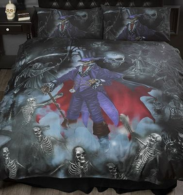 Alchemy Gothic, Magistus King Size Bedding