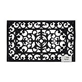 Homescapes Wrought Iron Effect Doormat