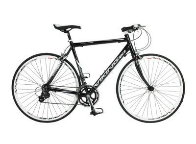 Viking Men'S Treviso 700c 16 Speed Road Bike Black 59 Cm