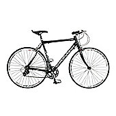 Viking Men'S Treviso 700c 16 Speed Road Bike Black 59 Cm