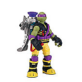 Teenage Mutant Ninja Turtles Mutagen Ooze Scoopin' Donnie Figure