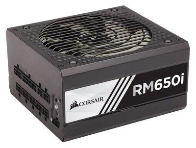 Corsair RM650i RMi Series 650 Watt Fully Modular Power Supply Unit
