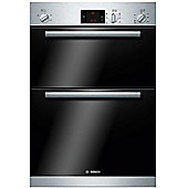 Bosch HBM13B151B Serie 6 Electric 60cm Built-in Double Oven in Stainless Steel