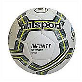 Uhlsport Infinity Synergy Nitro 2.0 Football - White/Petrol - White