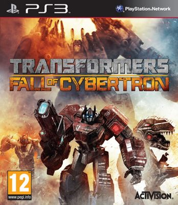 Transformers - Fall Of Cybertron (PS3)