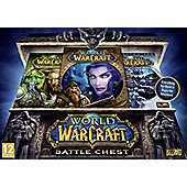 World of Warcraft Battlechest (World of Warcraft + The Burning Crusade + The Wrath of the Lich King)