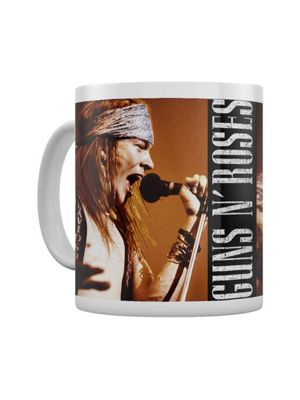 Guns N' Roses Axel 10oz Ceramic Mug