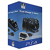 Officially Licensed Dual Charge 'n' Stand