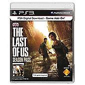The Last Of Us Season Psn Card (PS3 )