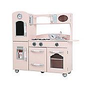 Teamson Kids Pink Play Kitchen (1 Piece)