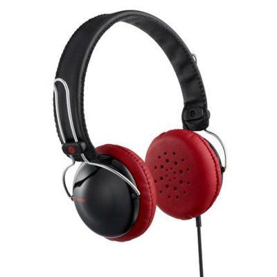Pioneer SE-MJ151-K Fully-Enclosed Dynamic Headphones - Black