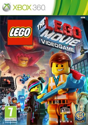 The LEGO Movie Videogame XBOX