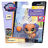 Littlest Pet Shop Single Pet Pup Tacaro by Littlest Pet Shop
