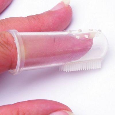 Clippasafe Finger Toothbrush