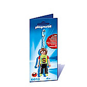 Playmobil 6613 City Life Skateboarder Keyring