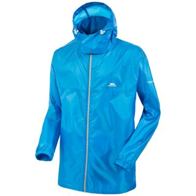Trespass Mens Packup Jacket Cobalt XL