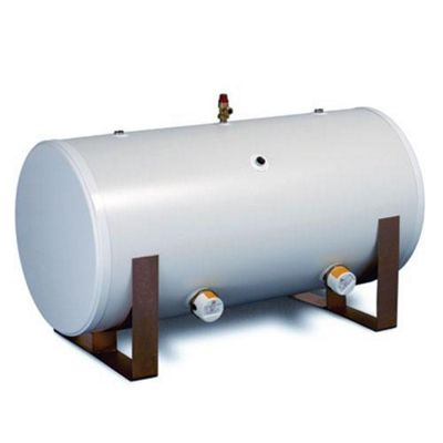 Telford Unvented Horizontal DIRECT Stainless Steel Hot Water Cylinder 300 LITRE