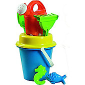 Sandcastle 17cm Bucket and Water Set (Colours Vary)