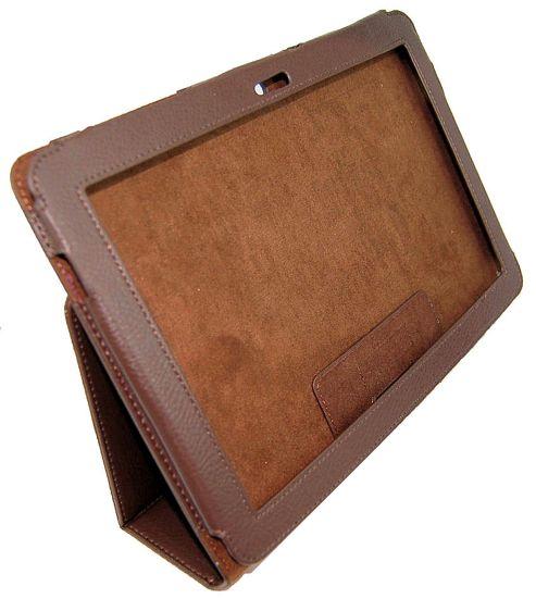 U-bop accessories Neo-ORBIT Leather Case - Brown