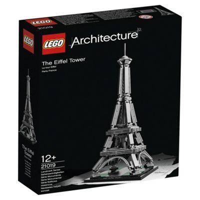 LEGO Architecture The Eiffel Tower 21019 Landmark Series