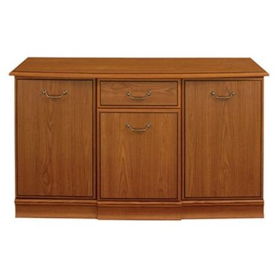 Caxton Lichfield 3 Door / 1 Drawer Sideboard