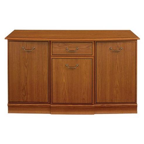 Caxton Lichfield 3 Door / 1 Drawer Sideboard