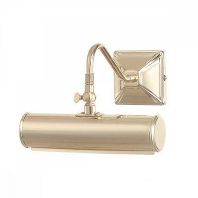 Polished Brass 1lt Small - 1 x 40W E14