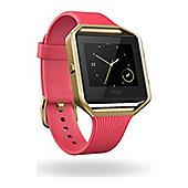 Fitbit Blaze Slim Pink Large