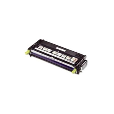 Dell G909C Standard Capacity (Yield 3,000 Pages) Yellow Toner Cartridge for Dell 3130cn Colour Laser Printers