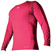 Precision Gk Base-Layer Long Sleeve Crew - Pink