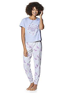 DC Comics Wonder Woman Pyjamas - Blue