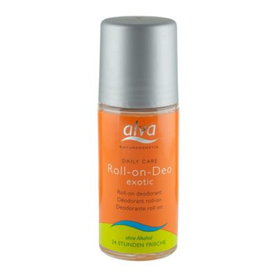 Daily Care Roll On Deodorant Exotic