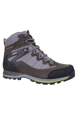 Mountain Warehouse Apex Mens Waterproof IsoGrip Boots ( Size: Adult 08 )