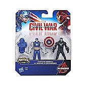 Marvel Captain America Civil War Team vs Team **Assortment**