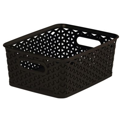 Curver My Style Brown 8L Storage Box