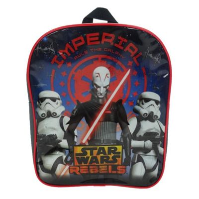 Character Star Wars Rebels Imperial PVC Front Backpack