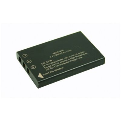 Replacement for Fuji NP60 Camera Battery