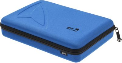 SP Storage Case Large for GoPro Cameras & Accessories - Blue