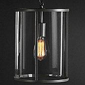 Cadogan Pendant Light in Charcoal