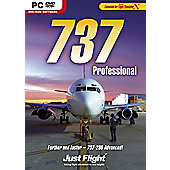 737 Professional - Flight Simulator X (Windows 7, Vista and XP) - PC