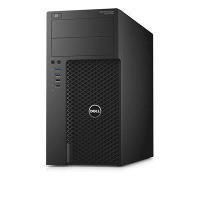Dell Precision T3620 Workstation Mini ITX Tower Intel Core i7 1TB Windows 10 Pro NVIDIA Quadro