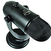 Blue Yeti Blackout USB Condenser Microphone