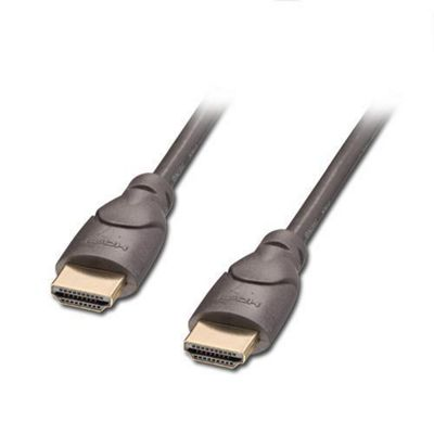Lindy 3m Premium High Speed HDMI Cable Grey